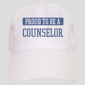 Proud to be a Counselor Cap