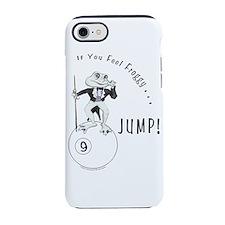 Billiards Frog 9 iPhone 8/7 Tough Case