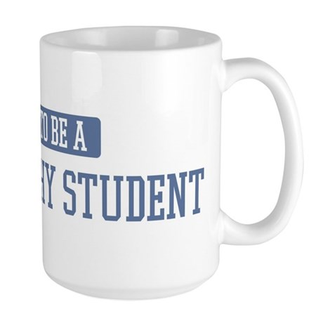 Proud to be a Cartography Stu Large Mug