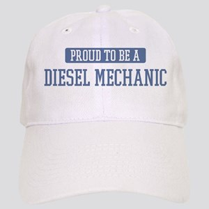 Proud to be a Diesel Mechanic Cap