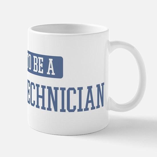 Proud to be a Dialysis Techni Mug