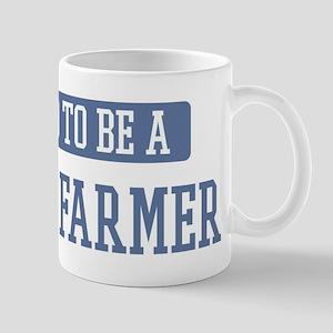 Proud to be a Dairy Farmer Mug
