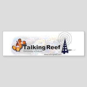 TalkingReef Bumber Sticker