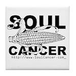 Soul Cancer Tile Coaster