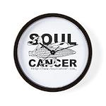 Soul Cancer Wall Clock