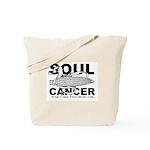 Soul Cancer Tote Bag