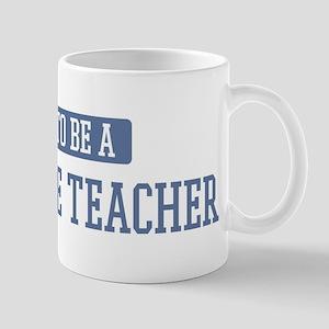 Proud to be a 12th Grade Teac Mug