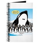Orca with Penguins Journal