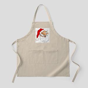 Santa Claus BBQ Apron