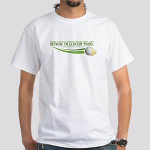 Libero #2 White T-Shirt