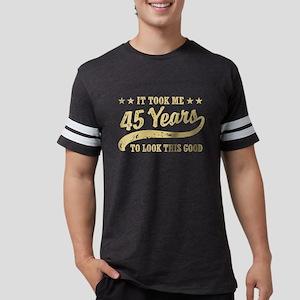 Funny 45th Birthday Women's Dark T-Shirt