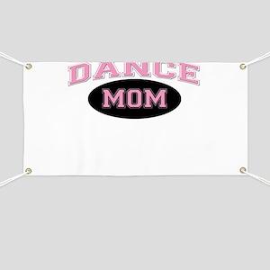 Pink Dance Mom Design for Mot Banner