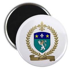 MASSARD Family Crest Magnet