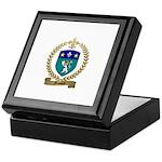 MASSARD Family Crest Keepsake Box