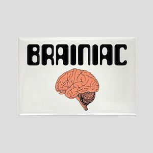 Brainiac Rectangle Magnet