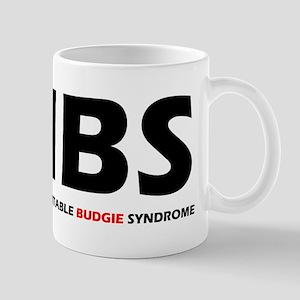 Irritable Budgie Mug