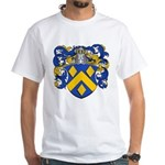 Bode Family Crest White T-Shirt