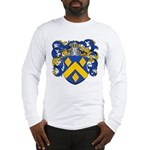 Bode Family Crest Long Sleeve T-Shirt