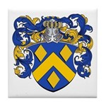 Bode Family Crest Tile Coaster