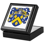 Bode Family Crest Keepsake Box