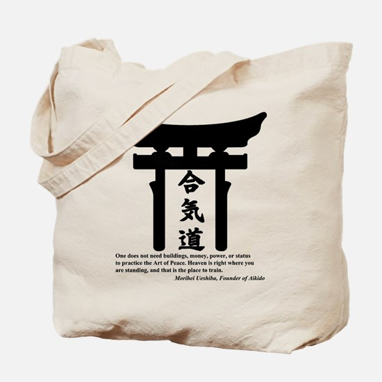Torii 1 Tote Bag