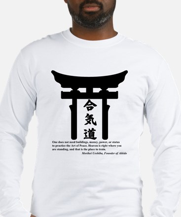 Torii 1 Long Sleeve T-Shirt