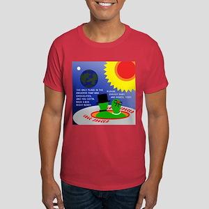 ALIENS VALENTINE'S DAY Dark T-Shirt
