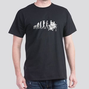 Supermarket Cashier Dark T-Shirt