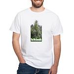 Yes We Cannabis White T-Shirt