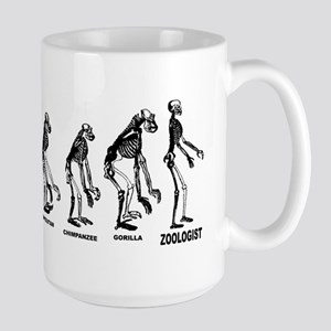 Zoologist Zoology Large Mug
