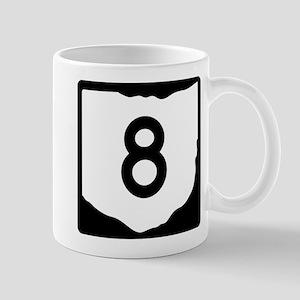 Route 8 Mug