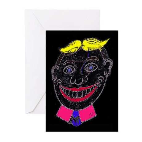 Neon Tilly (Pk of 10 Greeting Cards)