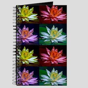 Lotus Flower Art Journal