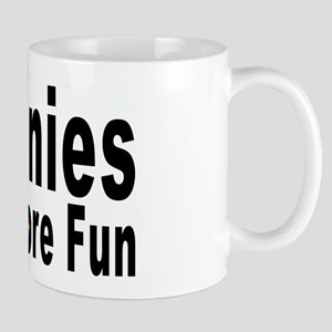 Bisexuals Have More Fun - Tee Mug