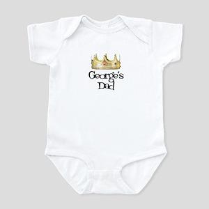 George's Dad Infant Bodysuit