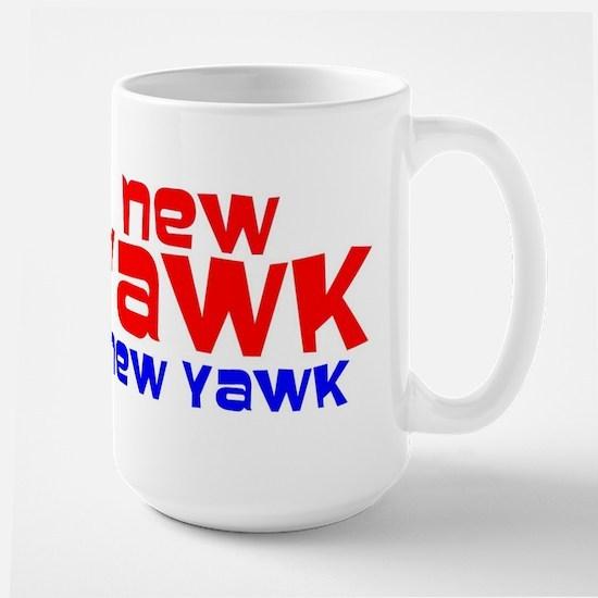 NEW YAWK Large Mug