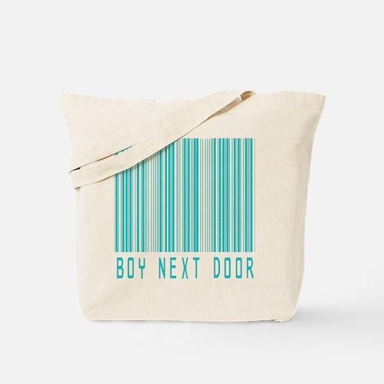 Boy Next Door Tote Bag