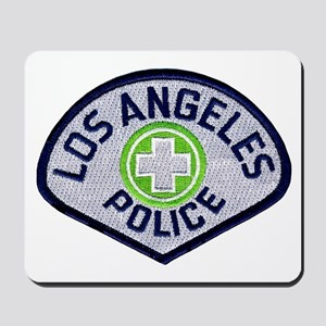 LAPD Traffic Mousepad