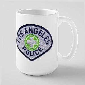 LAPD Traffic Large Mug