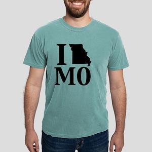 I Heart Missouri graphic heart love design T-Shirt