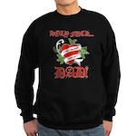Holy Fuck Dad Sweatshirt (dark)