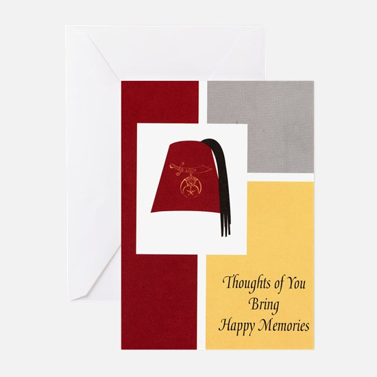 Shriner Greeting Greeting Cards (Pk of 10)