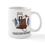 Texas Cavy Round Up Mugs