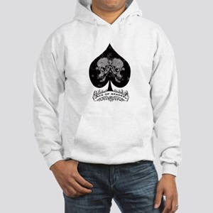 Ace of Spades Hooded Sweatshirt