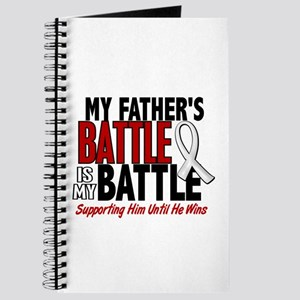 My Battle Too 1 PEARL WHITE (Father) Journal