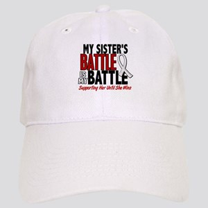 My Battle Too 1 PEARL WHITE (Sister) Cap