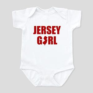 JERSEY GIRL SHIRT Infant Bodysuit