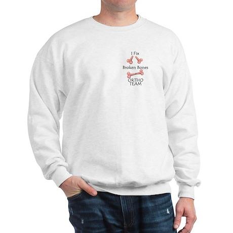 Broken Bone Team Sweatshirt