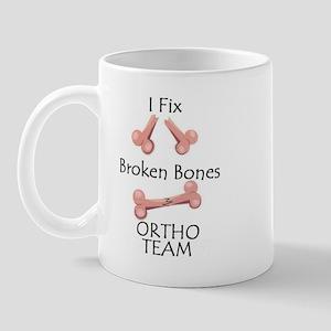 Broken Bone Team Mug