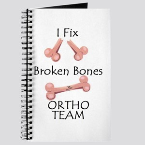 Broken Bone Team Journal